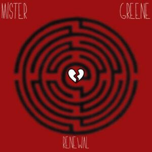 Album art by Mister Greene - Renewal
