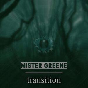 Album art by Mister Greene - Transition